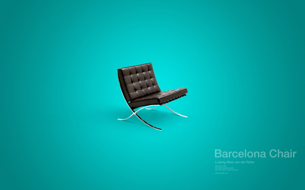 Design Chairs desktop wallpapers