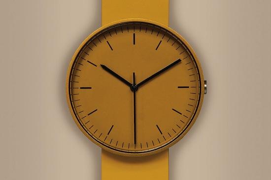Mustard-Watch-on-Warm-Grey