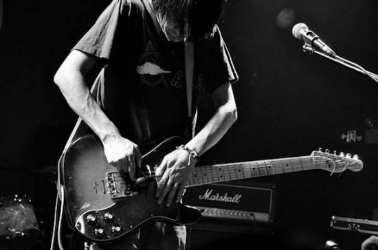 Dalian-based post-rock band Wang Wen (??)