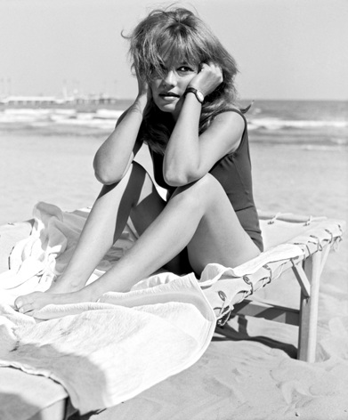 Jeanne Moreau - Archivio Cameraphoto Epoche Copyright Bianconero Venezia