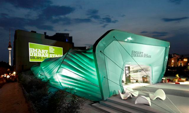 smart urban stage