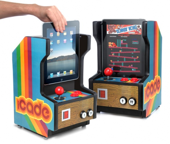 iCADE go and play