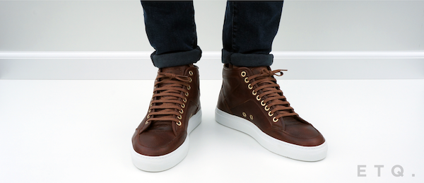 High Top - Chestnut