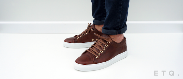 Low Top 1 - Chestnut