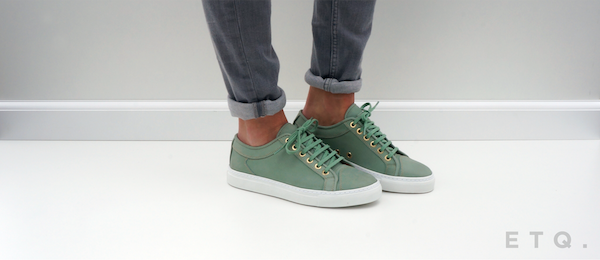 Low Top 1 - Soap Green WMNS