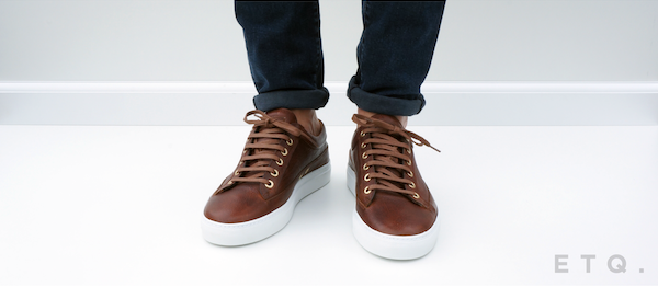 Low Top 2 - Chestnut