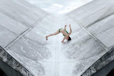 Kate Fichard - Festival _Planche(s) Contact_, 2011.