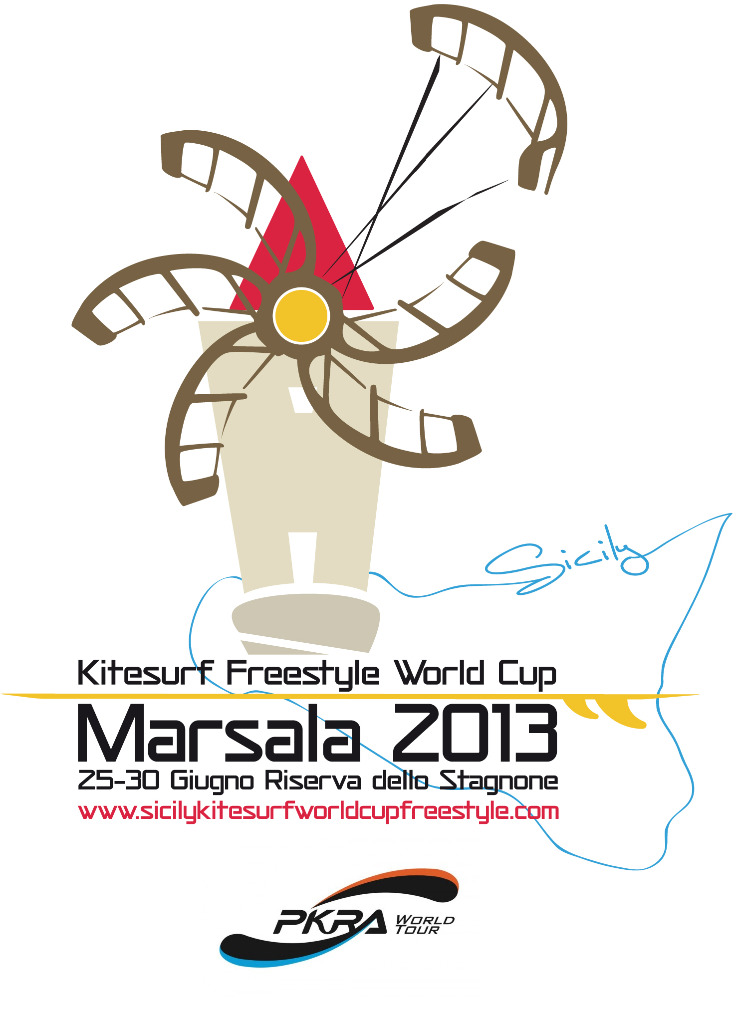 MArsala Kitesurf World cup 2013