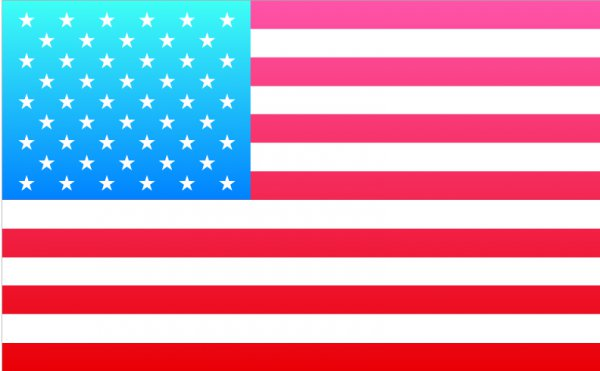 Jony Ive Redesigns the American Flag