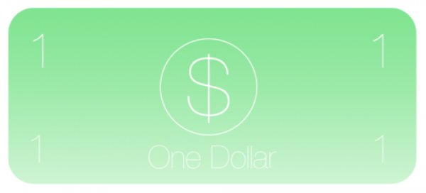 Jony Ive Redesigns the Dollar Bill