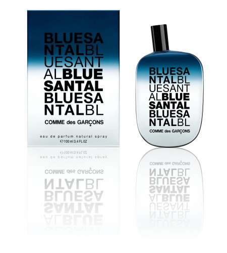 Blue santal_bottle & packaging