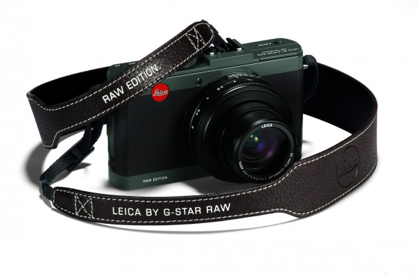 Leica D-Lux 6 G-Star_carrying strap