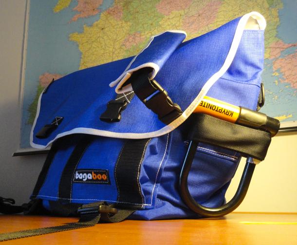 Bagaboo Messenger Bags