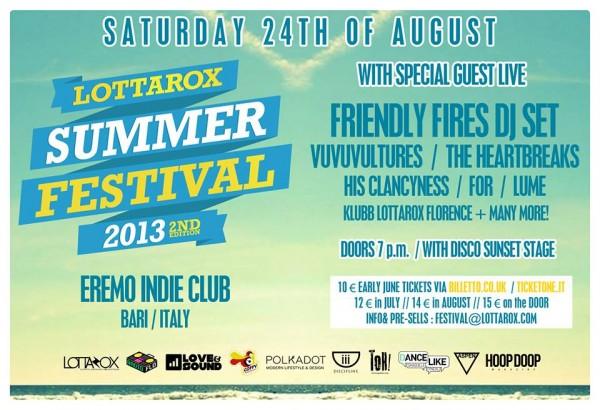 lottarox-summer-festival