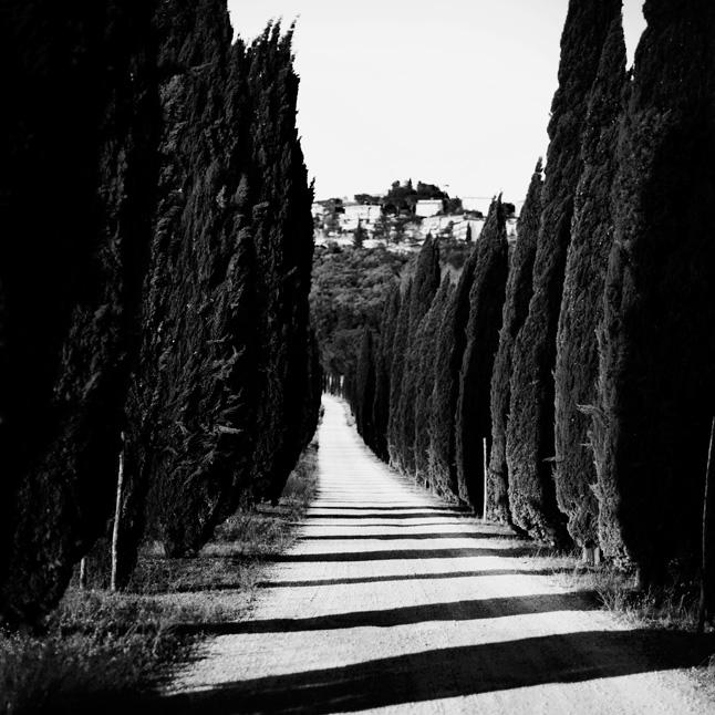 Solomeo, Perugia, Italia.