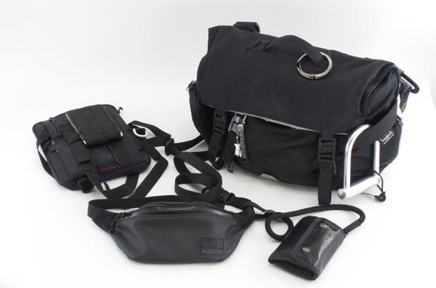 Looking for a bike messenger bag bagjack polkadot for Affitto bici amsterdam