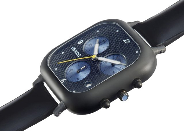 OROLOG watch designed by Jaime Hayon