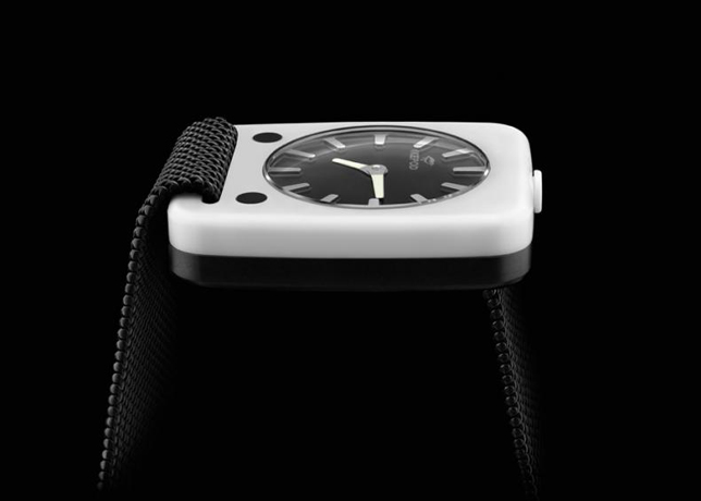 SOLARIS watch designed by Marc Newson