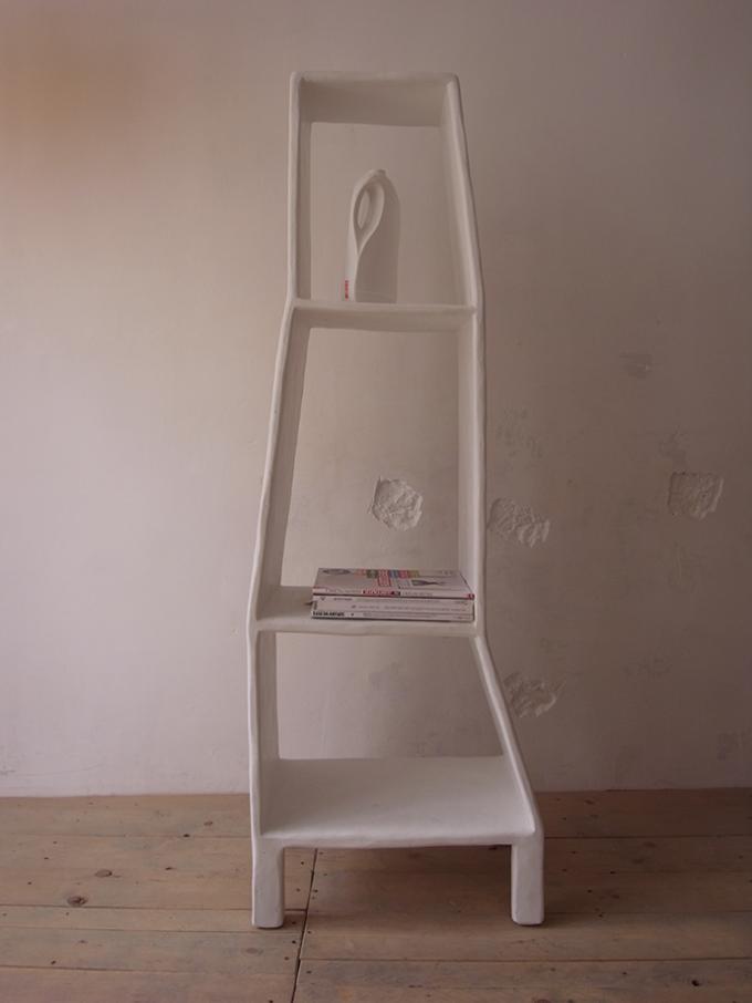 Punkajoy + Cubotto Joy + Cubotto cemento INCREDIX LAB DESIGN. 2011 LEGNO, RESINA, POLVERE DI PIETRA, PIGMENTI Foto di Silvestro Simeone