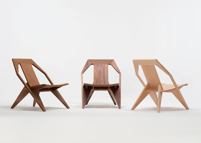 MEDICI chair designed by K.Grcic, Mattiazzi, 2012