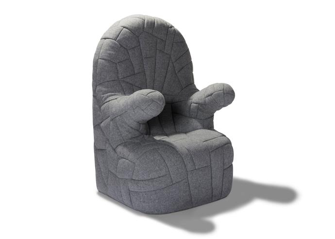 MEMORY armchair designed by Ole Jensen, Normann Copenhagen, 2009
