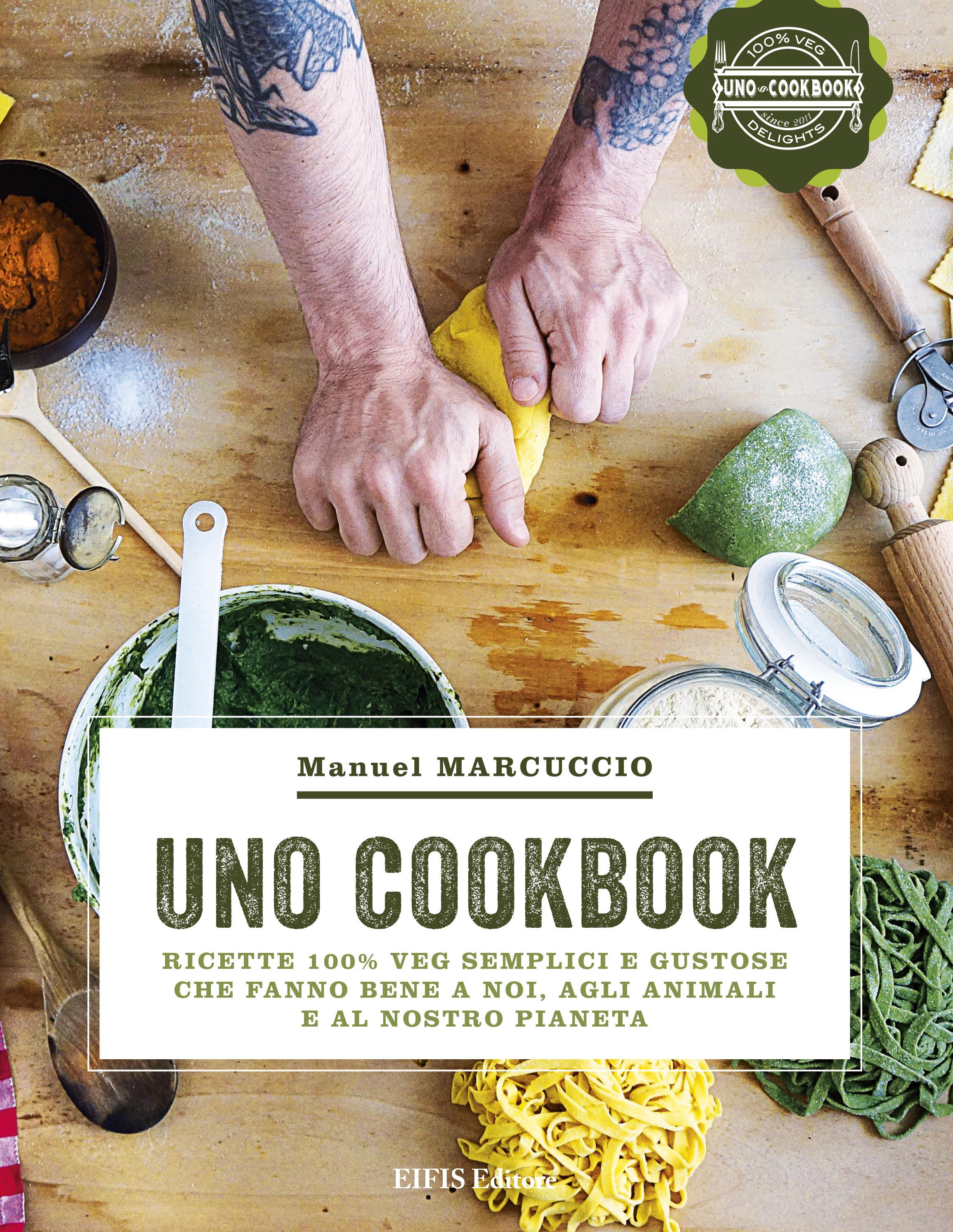 copertina fronte UNO cookbook