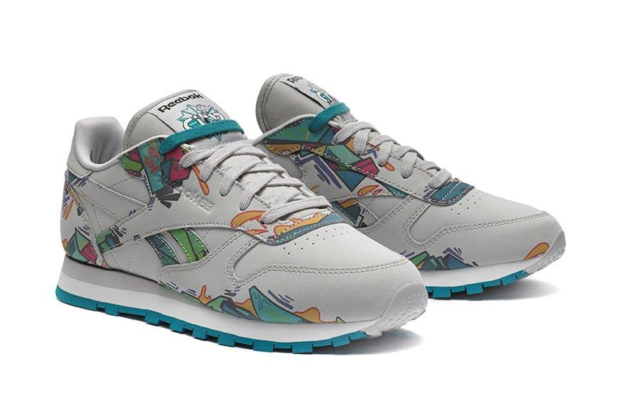 7cd998146f1 REEBOK CITY CLASSICS COLLECTION by STASH - Polkadot