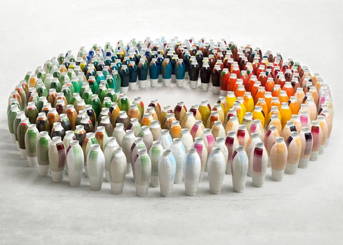 MISFIT vase designed by Hella Jongerius