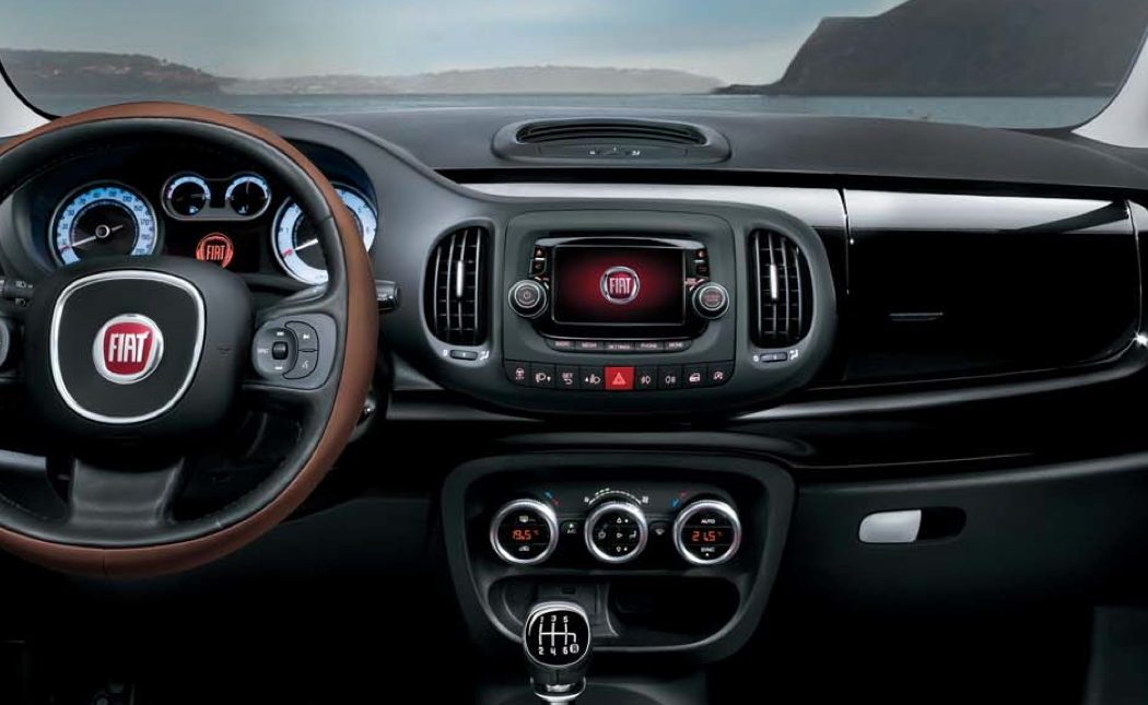 Fiat 500L Trekking 2Fiat 500l Trekking