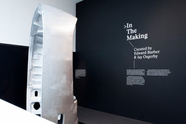 In The Making Exhibition