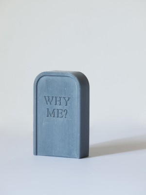 WHY ME? - SELETTI WEARS TOILET PAPER