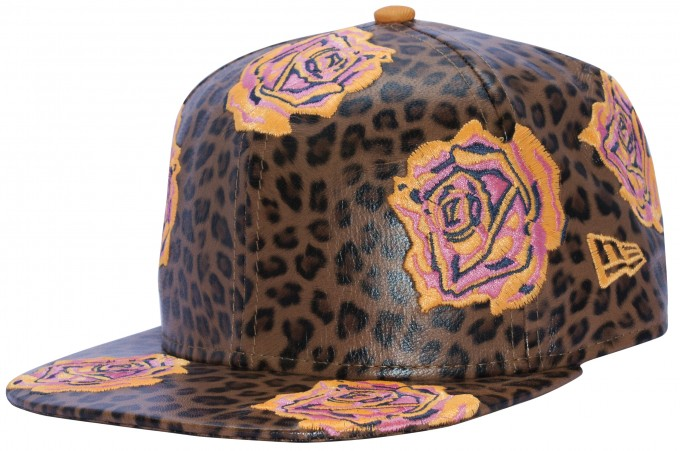 HOUSE OF HOLLAND LEOPARD ROSE