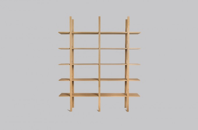 WH Wooden Shelf WS35