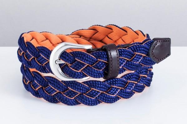 Cintura in cotone interno a contrasto Adriano Meneghetti S/S 2014