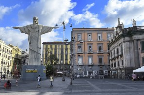 Napoli come Rio: Downloaded with #Fastweb!