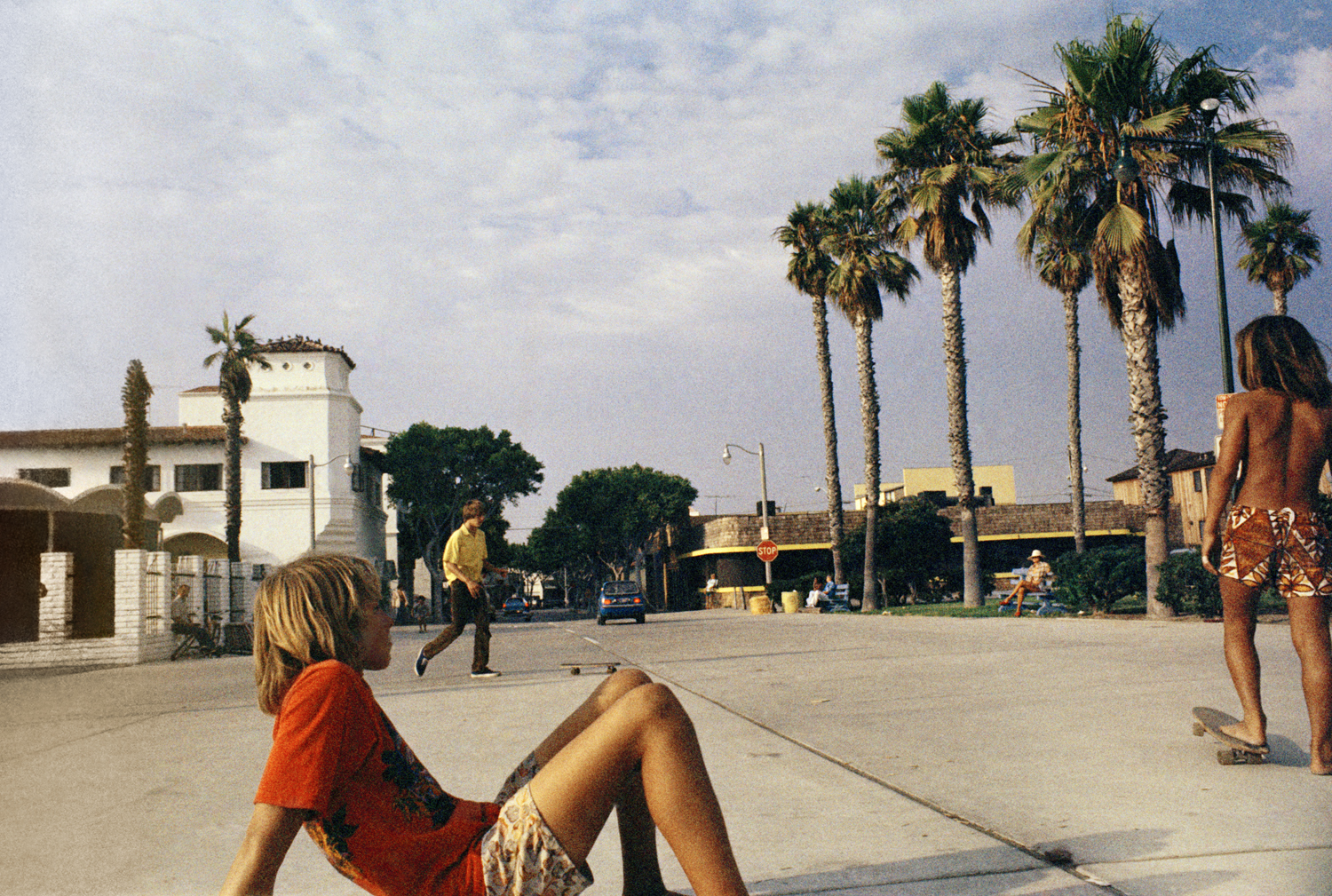 Hangin in Balboa_NewPort_1975_Hugh Holland