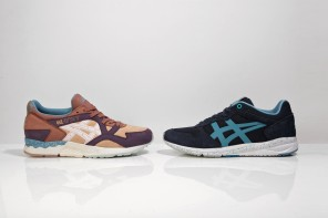 DESERT PACK by ASICS and ONITSUKA TIGER