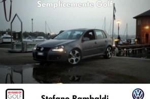 40 anni di Volkswagen Golf