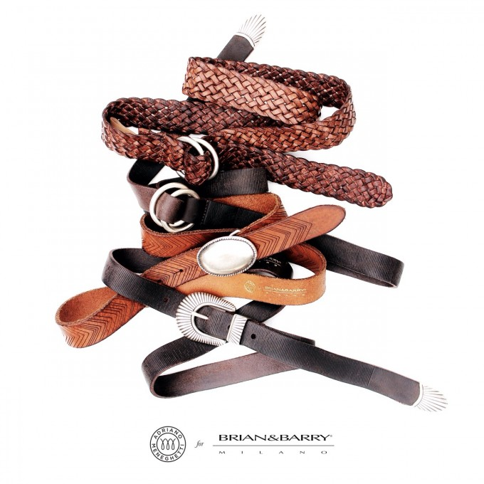 Adriano Meneghetti mens belt accessories leather italy