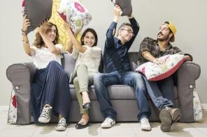 4 blogger, 4 divani e un Mercatone Uno