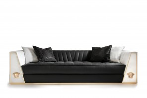 Versace Home – Via Gesù sofa Limited Edition
