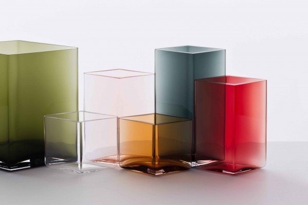 Iitala vases Borullec