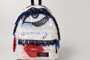 MSGM firma un backpack per EASTPAK ARTIST STUDIO