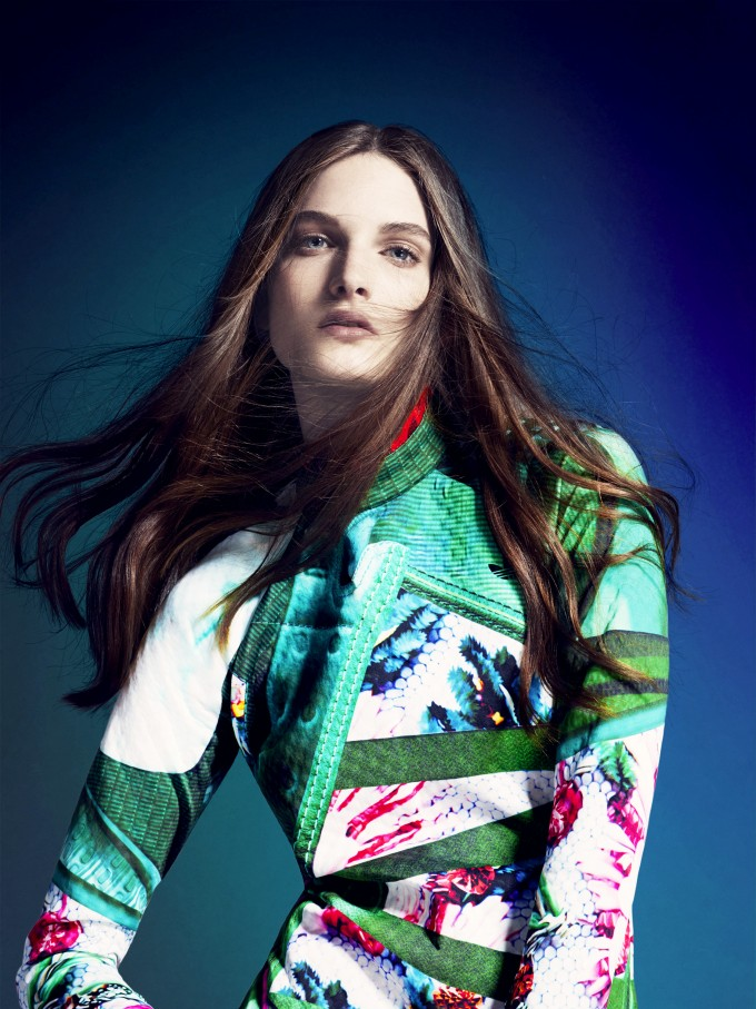 adidas Originals by Mary Katrantzou AW14 model_3