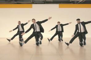 Il nuovo video degli OK Go è bellissimo