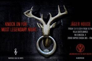 Jäger House: è qui la festa?