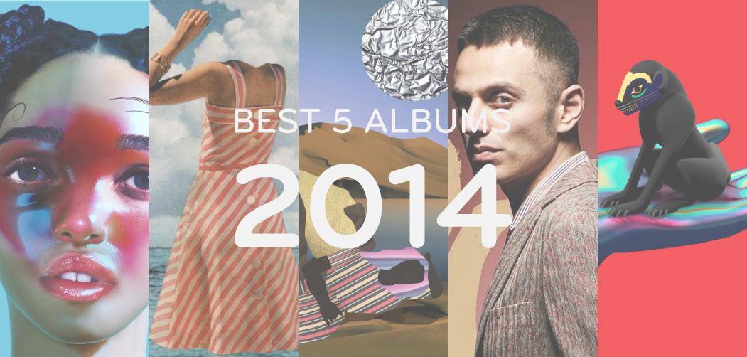 best5albumspolkadot