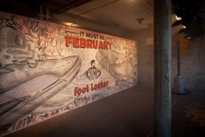 Foot Locker London preview  #ItMustBeFeb