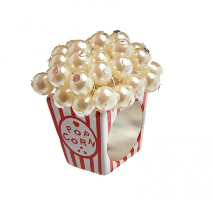 CLAIRE'S_Katy Perry Popcorn Ring  9,99EURO