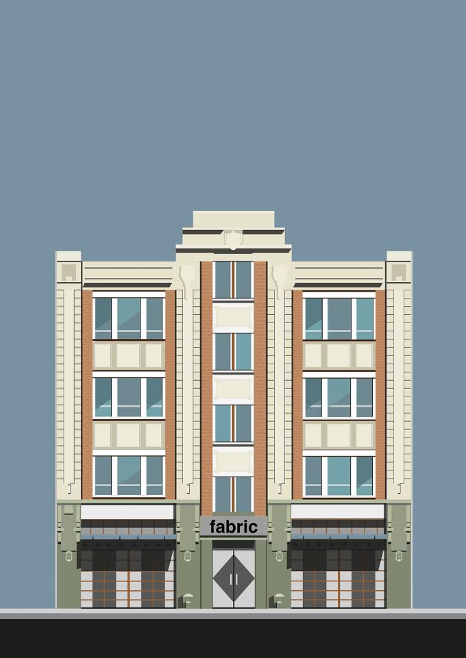 Fabric, Londra